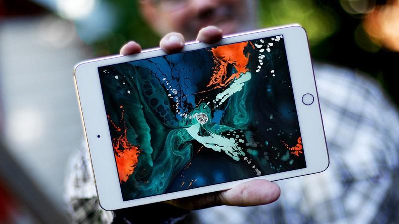 ipad mini 4 updated thumb - A12 Bionic в новом iPad в паре с 3 ГБ оперативной памяти работает на той же скорости, что и последние iPhone