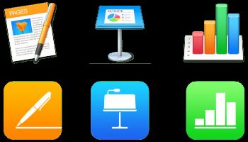 Apple обновляет приложения iWork