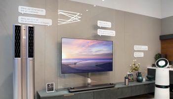 Первые телевизоры LG с поддержкой AirPlay 2 и HomeKit появятся в апреле