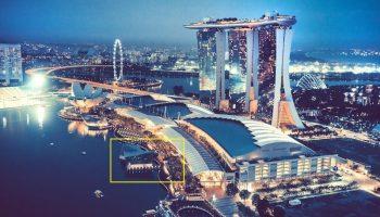Два красивых новых магазина Apple скоро откроются в Сингапуре
