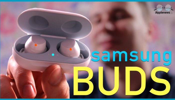Обзор Samsung Galaxy Buds [видео]