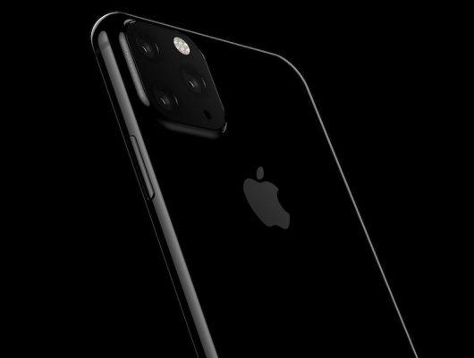 iPhone 11 будет оснащен 12-мегапиксельной фронтальной камерой, специальным черным покрытием для скрытия линз и многим другим