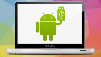 Как перенести файлы между Mac и Android