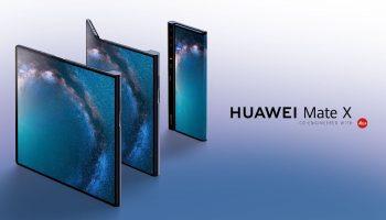 Компания «Huawei» планирует полностью перейти на складные смартфоны с гибкими экранами