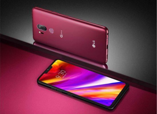 Обзор смартфона LG G7 ThinQ