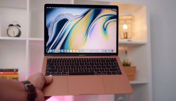 Apple обновляет яркость дисплея MacBook Air 2018 года до 400 нитов после выхода macOS 10.14.4