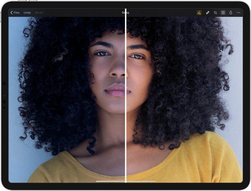 pixelmatorphotoautoenhance 800x611 - Pixelmator Photo для iPad теперь доступен для предварительного заказа