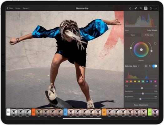 Pixelmator Photo для iPad теперь доступен для предварительного заказа