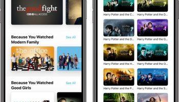 Apple выпускает четвертую бета-версию iOS 12.3 с новым телевизионным приложением