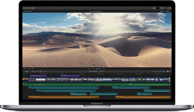 Apple представляет новый 8-ядерный MacBook Pro с обновленной клавиатурой
