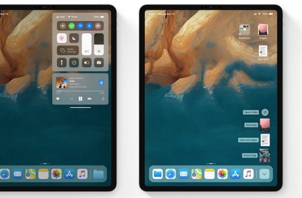 Концепция iOS 13 предусматривает темный режим, новый индикатор громкости, iPad в качестве расширенного дисплея для Mac и многое другое
