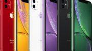 Новые слухи о зеленом и лавандовом цветах для iPhone XR 2019 года