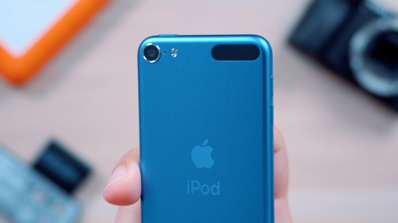 Обзор нового iPod Touch 7-го поколения от Apple