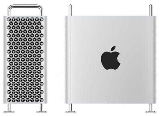 Первые впечатления от нового Mac Pro