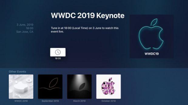 Как посмотреть презентацию Apple WWDC 2019 на iOS, Mac, Apple TV или Windows