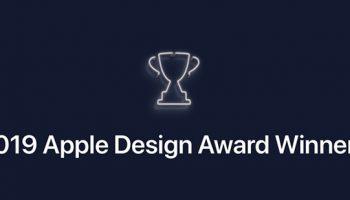 Apple объявляет победителей премии Apple Design 2019