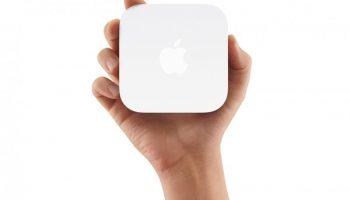 Apple выпускает обновление прошивки базовой станции AirPort 7.8.1