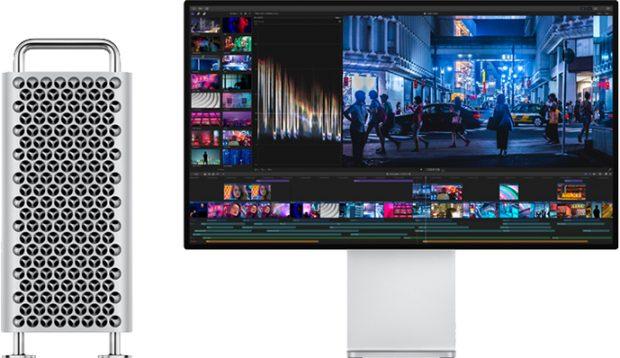 Подставка для нового дисплея Apple Pro за 4999 долларов стоит дополнительно 999 долларов