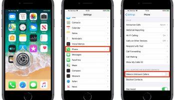 Как заглушить звонки от неизвестных абонентов на вашем iPhone в iOS 13