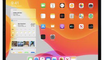 Apple представляет iPadOS, разработанный специально для более крупного дисплея iPad