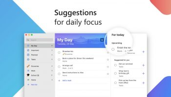 Приложение Microsoft To-Do теперь доступно в магазине приложений Mac