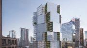 Apple откроет офис в «Футуристической» Ванкуверской башне