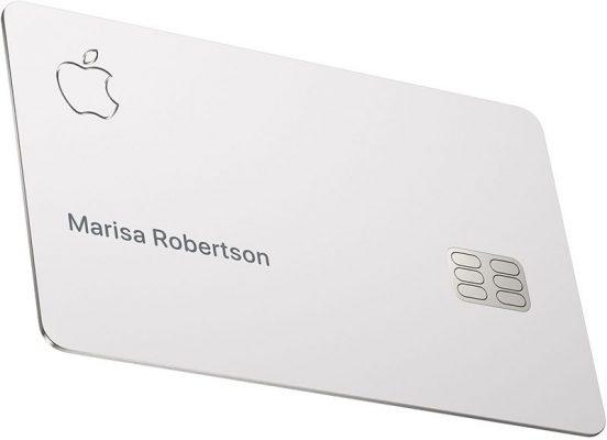 Apple Card запускается в августе