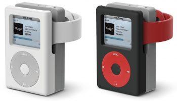 Новая подставка Elago W6 превращает ваши часы Apple в iPod