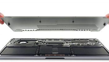 13-дюймовый MacBook Pro 2019: больше батареи, припаянный SSD и обновленный материал клавиатуры