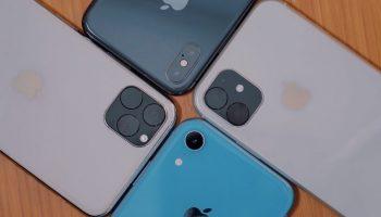 Что ожидать от айфонов 2019 года?