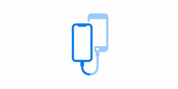 iOS 13 может позволить пользователям передавать данные между двумя iPhone по прямому проводному соединению