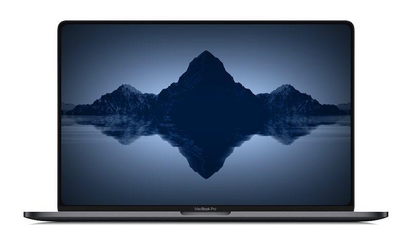16-дюймовый MacBook Pro будет использовать процессоры Intel 9-го поколения с поддержкой до 8 ядер