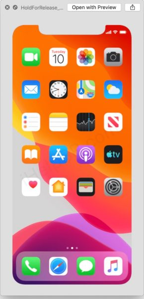 Новые iPhone дебютируют 10 сентября в соответствии с файлом, найденным в iOS 13 Beta 7