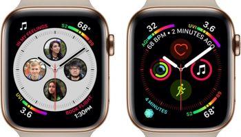Новые керамические и титановые модели Apple Watch, обнаружены в watchOS 6 Beta