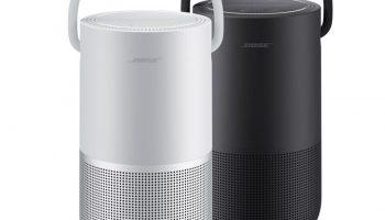Bose анонсирует AirPlay 2-оборудованный портативный домашний динамик