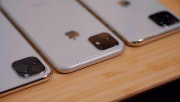 iPhone 11 Pro и 11 Pro Max все еще могут получить функцию обратной зарядки