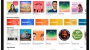 Apple добавляет новые категории контента в приложение подкастов