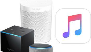 Alexa с сегодняшнего дня поддерживает Apple Music Streaming в Германии