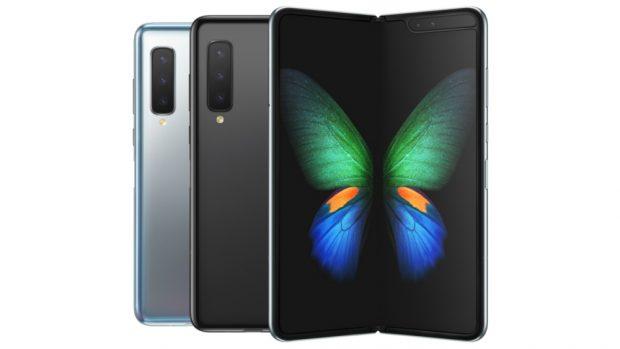 Samsung назвала новые даты запуска Galaxy Fold