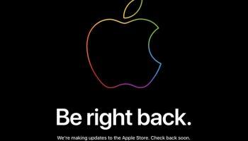 Интернет-магазин Apple закрывается в преддверии сегодняшнего iPhone-мероприятия