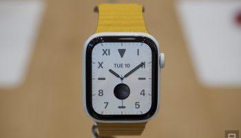 Apple Watch Series 5: постоянно включенный дисплей — это здорово, но в остальном не стоит обновляться