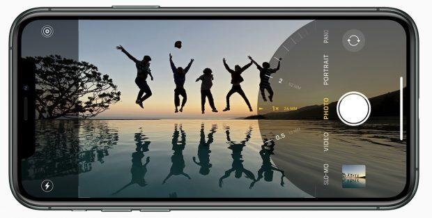 Apple представила iPhone 11 Pro и iPhone 11 Pro Max