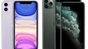 Спрос на заказ iPhone 11 лучше ожидаемого, особенно популярны новые цвета