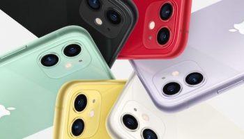 Apple представила iPhone 11 с задней камерой с двумя объективами, новыми цветами, Dolby Atmos