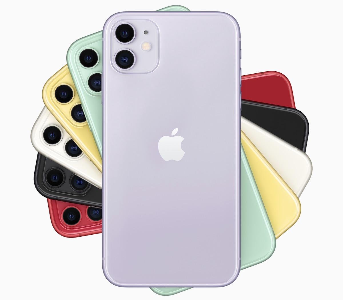 iphone 11 colors - Характеристики и возможности Apple 11: какие опции предлагают пользователям