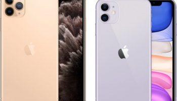 Новые модели iPhone 11 и iPhone 11 Pro отдают предпочтение 3D Touch в пользу Haptic Touch