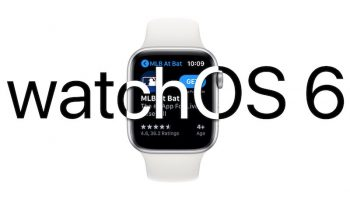 Apple выпустила watchOS 6 Golden Master для разработчиков