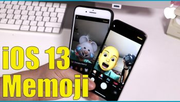 Memoji на iOS 13 на разных iPhone [видео]