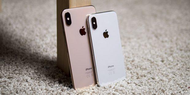 P1320062 620x310 - Сравнение Apple iPhone X и Apple iPhone XS