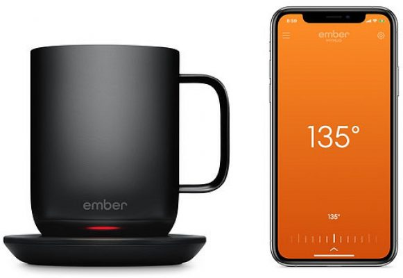 В интернет-магазине Apple добавлен Logitech Crayon в сером, Ember Mug 2 и другие продукты
